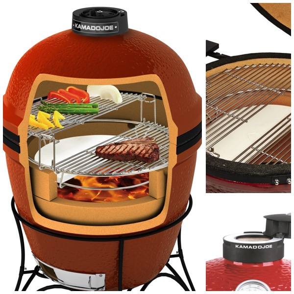 Kamado Joe devide and conquer flexible cooking rak